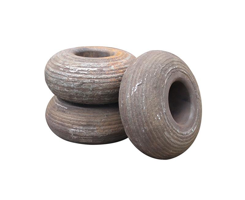 环辊磨磨辊堆焊